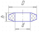 Уплотнения для муфт упруго-втулочных1