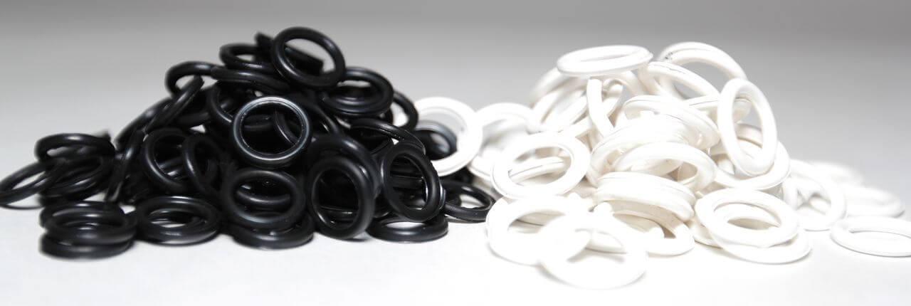 Уплотнительные кольца резиновые